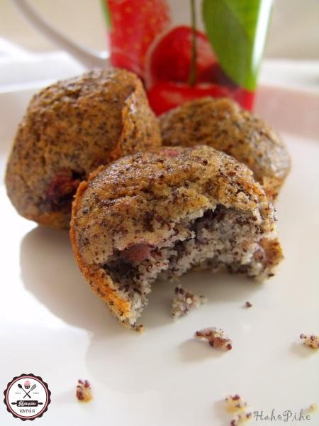 epres-mákos muffin