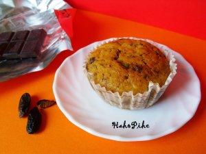 Sütőtökös-tonkababos muffin