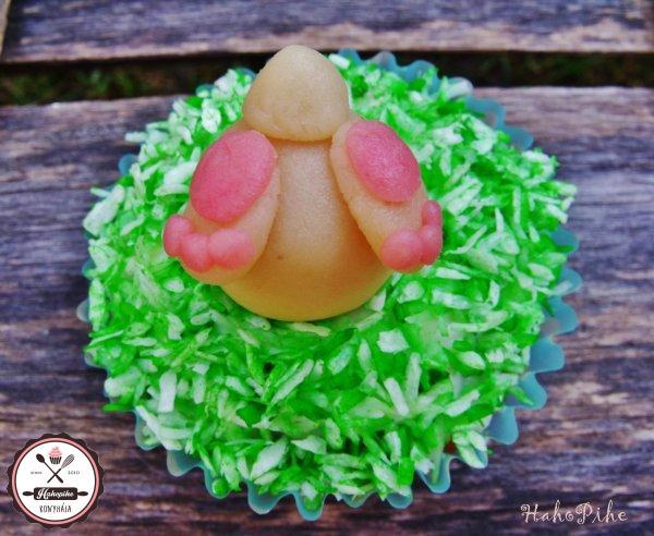húsvéti cupcake