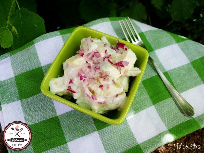 majonézes burgonyasaláta