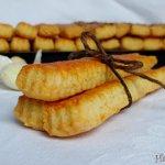 gluténmentes sajtos stangli