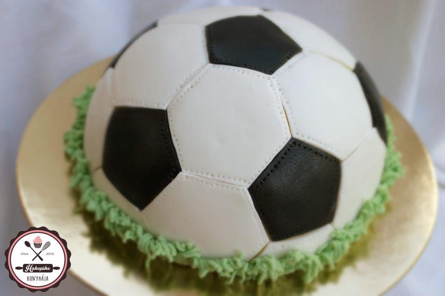 focilabda torta képek Focilabda torta | HahoPihe Konyhája   Receptneked.hu focilabda torta képek